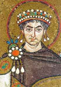 Flavius Petrus Sabbatius Justinianus - Justiniano, o Grande