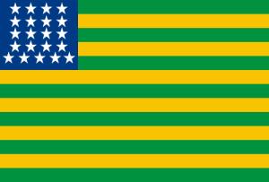 Bandeira do Brasil - Primeira República