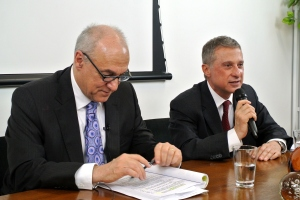 Ricardo Dip e Marcelo Martins Berthe