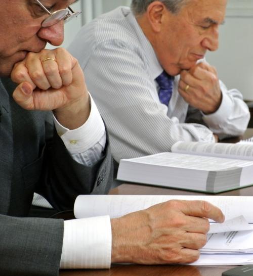 Ricardo Dip e Ademar Fioranelli